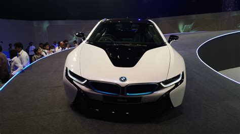 bmw i8 launch in india 2015 bmw i8 india launch front