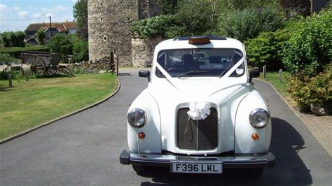 Wedding Car Hire Kent by White Taxi Wedding Car Hire Maidstone Kent