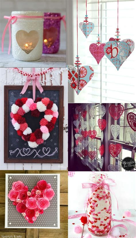 diy valentine s day decorations the gracious wife