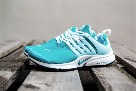 Nike Air Presto Flyknit White White Premium Quality nike air presto teal sneaker hypebeast