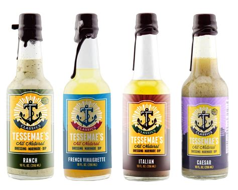 S Kitchen Dressing Reviews by Tessemae S Classics Salad Dressings Review