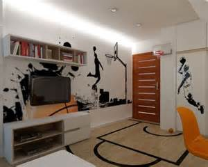 17 inspirational ideas for decorating basketball themed real girl s realm sports themed bedroom makeover
