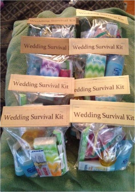 Wedding Kit by Top 10 Diy Wedding Day Emergency Kits Diy Wedding