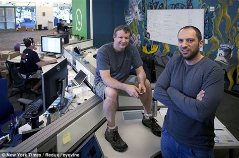 jan koum house jan koum and brian acton the rise of the whatsapp duo daily mail online