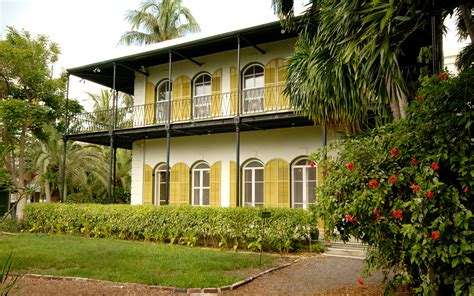 ernest hemingway house ernest hemingway home key west literary greatness and cats