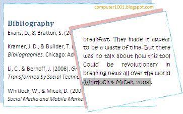 cara membuat kutipan dan daftar pustaka di word cara membuat kutipan dan daftar pustaka bibliografi