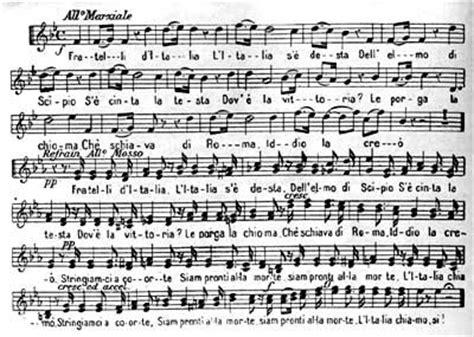 inno di mameli testo originale inno di mameli nascita anno 1849