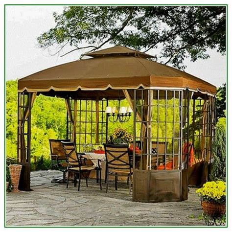 gazebo tv 17 best ideas about backyard canopy on deck