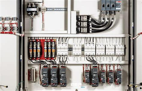 wiring tips for connections and routing inside industrial