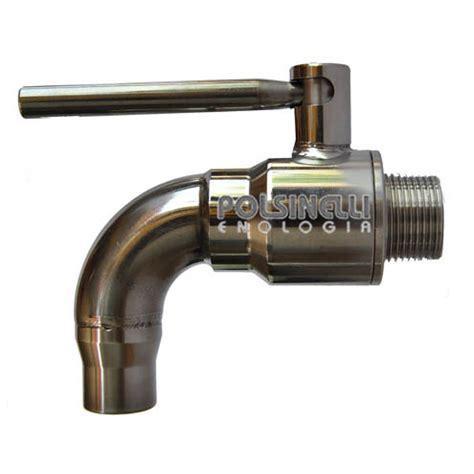rubinetti inox rubinetto per vino inox 3 4 quot vino polsinelli enologia