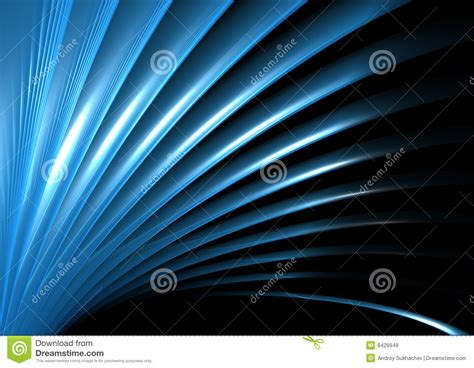 blue wave lights blue wave and light royalty free stock images image 8429949