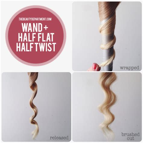 different ways to curl with wand the beauty department your daily dose of pretty types