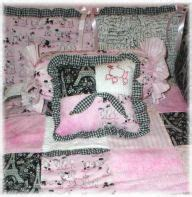 Poodle Crib Bedding by 1000 Images About Childrens Rooms On