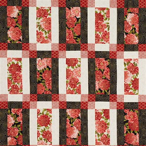 quilt pattern rectangles framed rectangles quilt allpeoplequilt com