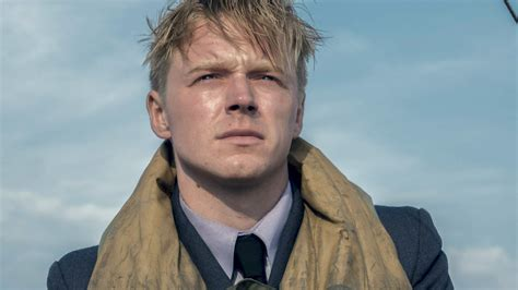 film recon interview jack lowden on quot dunkirk quot historynet