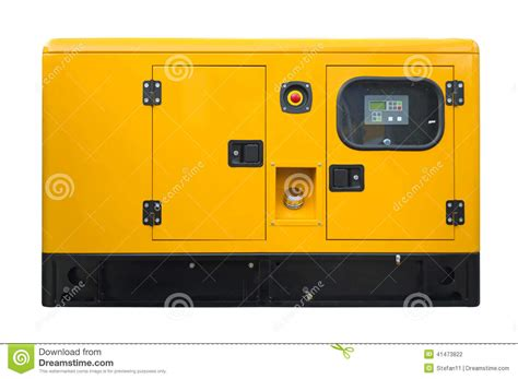 big generator stock photo image 41473822