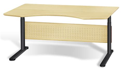 Motorized Sit Stand Desk Best Home Design 2018 Motorized Sit Stand Desk