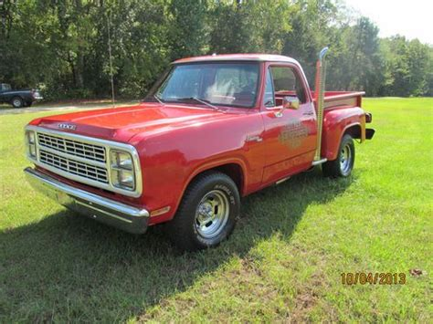 buy   dodge lil red express pickup truck  lagrange georgia united states