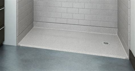 No Barrier Shower Pan by Accessible Showers Bath