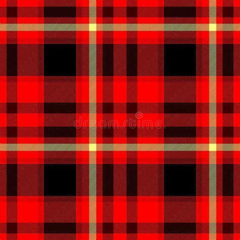 tartan pattern texture red black yellow checkered diamond tartan plaid seamless