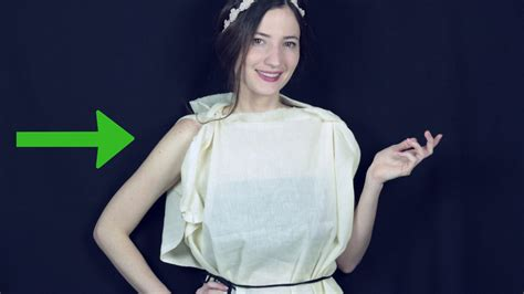 how to make a toga out of a bed sheet 3 easy ways to make a toga out of a bedsheet wikihow