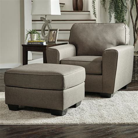 living room chairs with ottomans sol ab calicho contemporary chair ottoman sol
