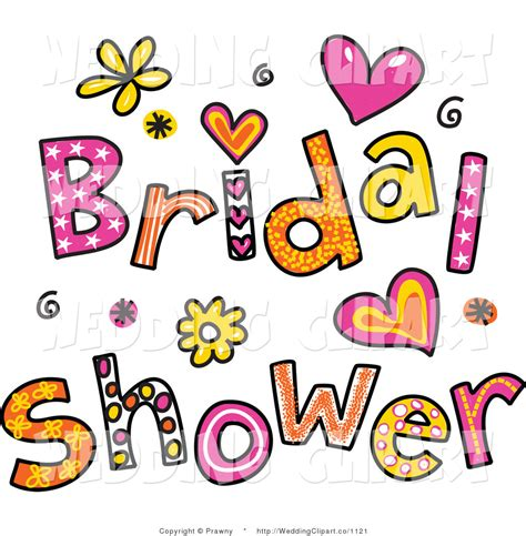 bridal shower images bridal wedding shower clipart
