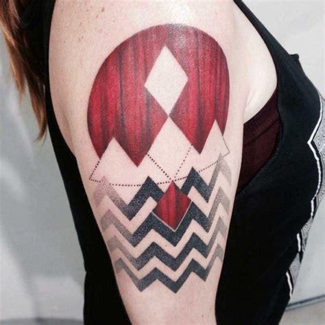 twin peaks tattoos peaks tribute best ideas gallery
