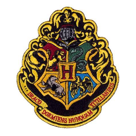 hogwarts crest patch universal orlando