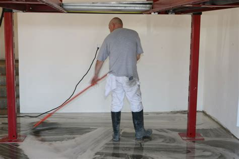 ucoat it do it yourself epoxy floor coating kit install