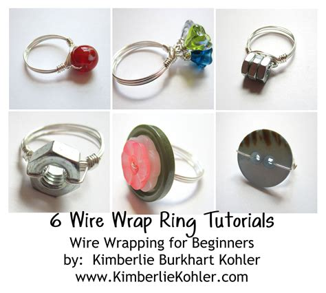 jewelry tutorials wire wrapped emerging creatively jewelry tutorials