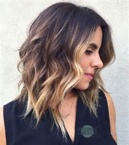 womens mid length sculptured hair styles 40 fun and flattering medium hairstyles for women of all ages