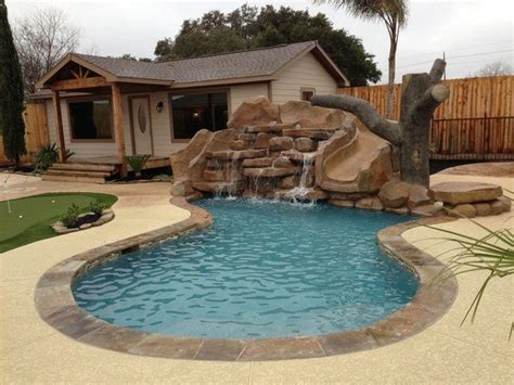 Small House with Pool Extravagance: Let Your Small House