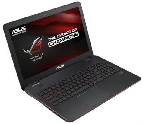 Laptop Asus Rog Series asus republic of gamers rog g series g551 gaming laptop technuter