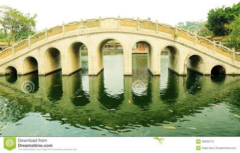 Arch Bridge Stock Photo Image Of Asian Design East Bridge Traditional