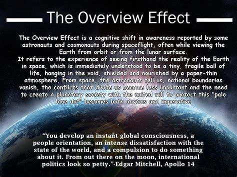 overview effect reiki   peace