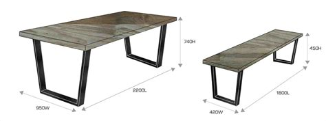 large dining table dimensions temasistemi net