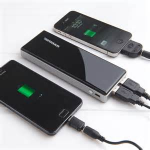 9 portable power bank comparison sanyo vs sony vs