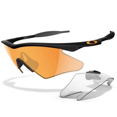 oakley m frame custom s shooting glasses jet black