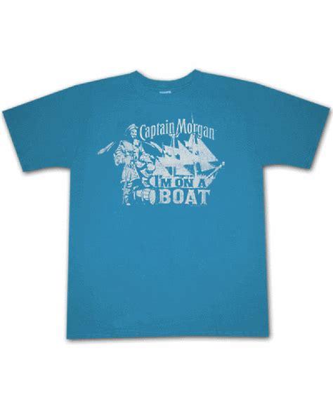 boat captain shirt i m on a boat captain morgan t shirt