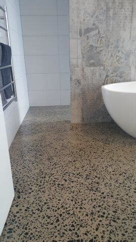 Concrete Polished Bathrooms   Eco Grind Melbourne Concrete