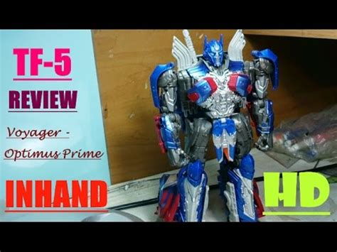New Listing Transformers The Last V Class Hasbro Figure Optim review transformer 5 the last hasbro tf5 voyager class optimus prime