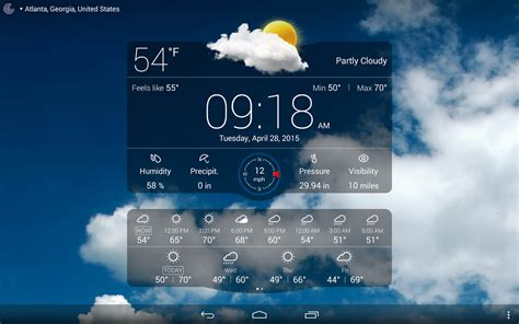 live weather apk weather live 4 8 version android apk free android apks