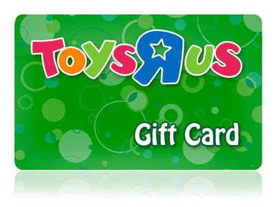 How To Check Toys R Us Gift Card - free 20 toys r us gift card mojosavings com