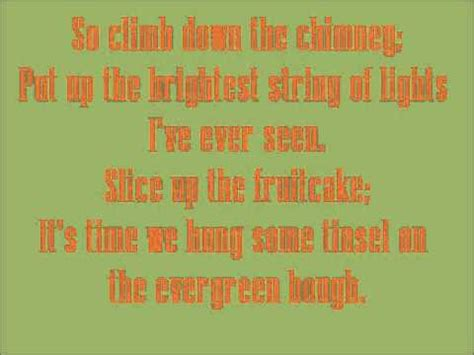 printable lyrics for we need a little christmas johnny mathis we need a little christmas lyrics youtube