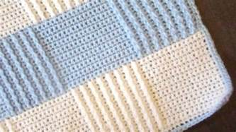 video tutorial easy and beautiful baby blanket knit