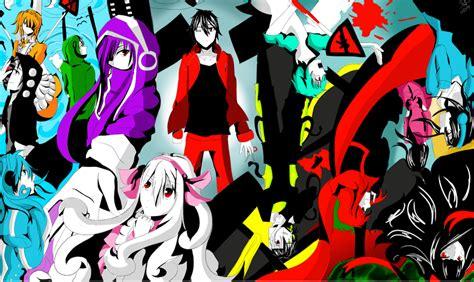 wallpaper anime mekakucity actors mekakucity actors wallpaper by sintiadarya on deviantart