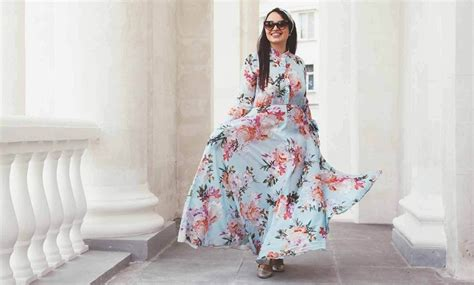 Gamis Abaya Dress Maxi Maxi Dress keep it cool this summer with the right modest dresses