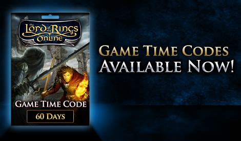 Lotro Gift Card - lord of the rings online 60 days vip time card keys4coins