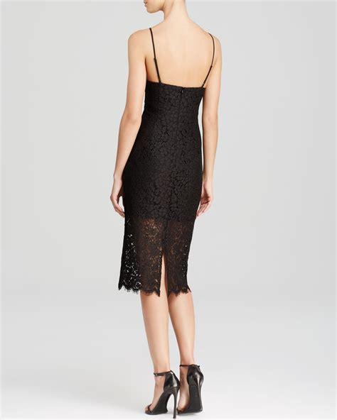 Bardot Lace Dress by Bardot Dress Lace In Black Lyst